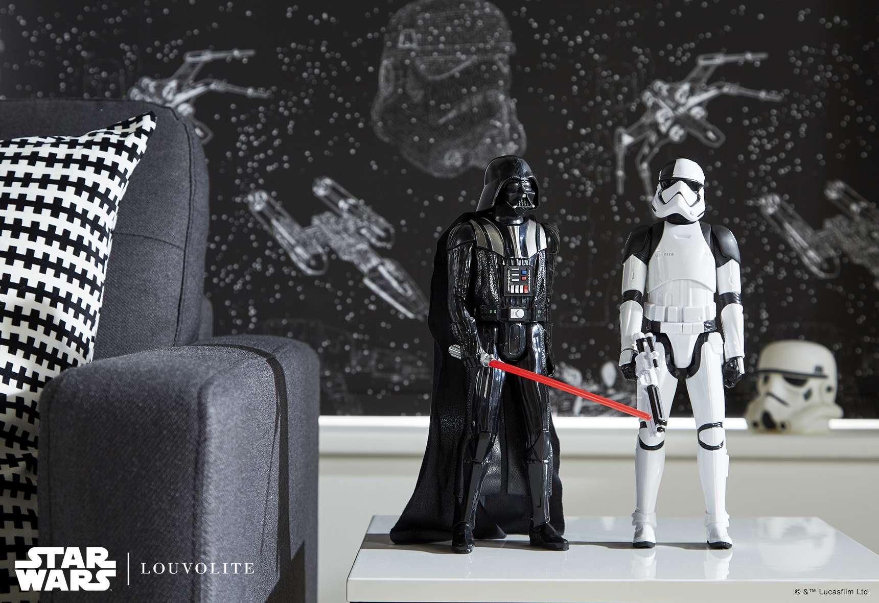 Disney Star Wars Battle Scene Roller Blind Designer