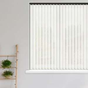 Tundra Frost Vertical Blind